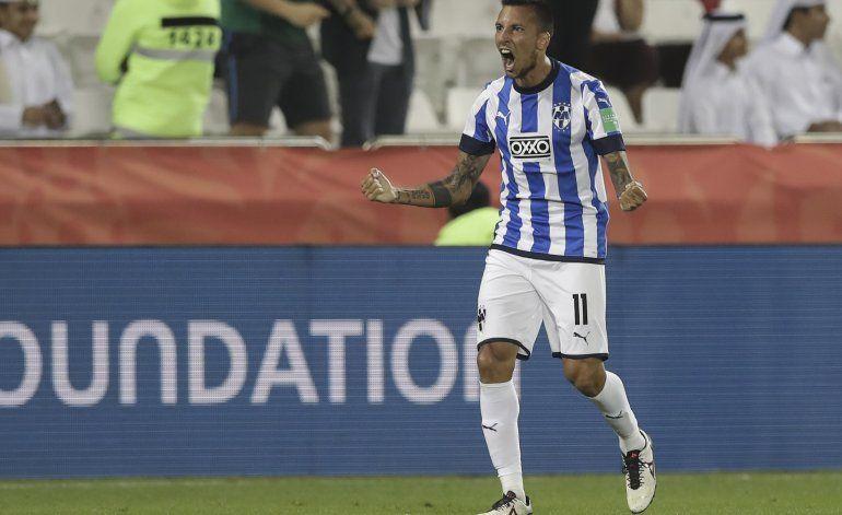 Monterrey va contra Liverpool en semis de Mundial de Clubes