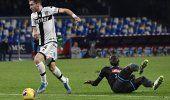 Napoli cae ante Parma en el debut de Gattuso