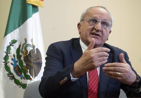 México objeta proyecto de ley de EEUU sobre pacto comercial