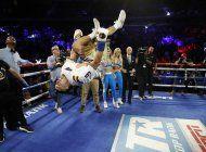 lopez 1er hondureno con un cetro mundial de boxeo