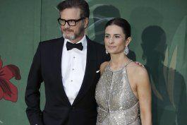 se divorcia el galardonado actor britanico colin firth