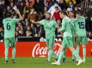 real madrid rescata dramatico empate ante valencia