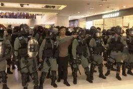 gobierno chino: protestas perjudican a sociedad hongkonesa