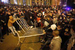 libano: aplazan reuniones sobre gobierno tras mas protestas