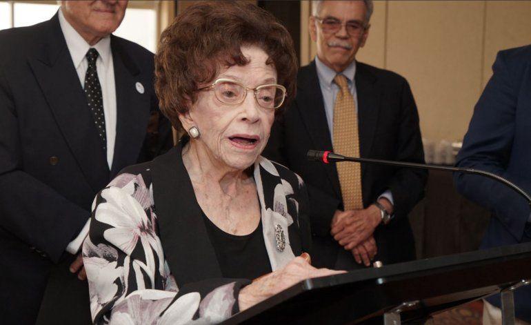 Fallece Leonor Ferreira, la abuela del exilio cubano
