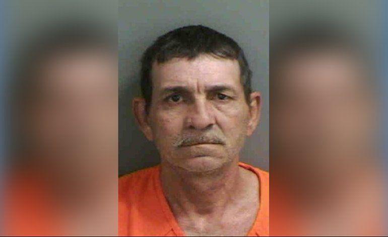 Cubano es acusado de asesinato por matar a su exnovia en Naples