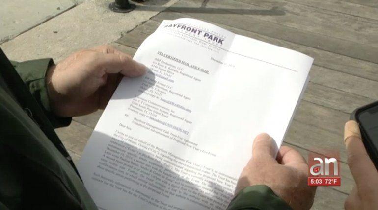 Salen nuevos detalles sobre la cancelación de la presentación de Gente de Zona en el Bayfront Park