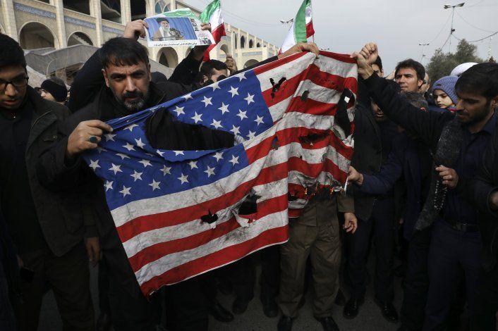EEUU enviará 3.000 soldados más tras ejecución de Soleimani