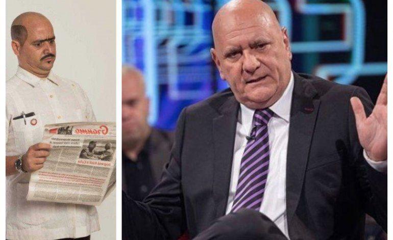 Carlos Otero le envía un mensaje de apoyo al actor Andy Vázquez Facundo tras su expulsión de la televisión cubana
