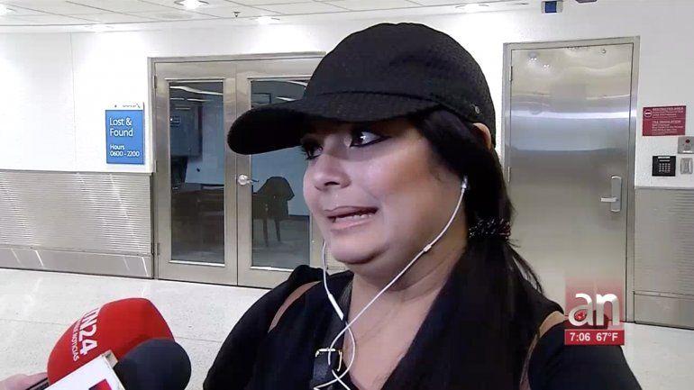 Puertorriqueños llegan a Miami tras terremoto