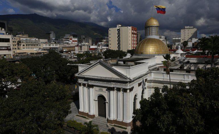 Delegación de Oslo visita Venezuela