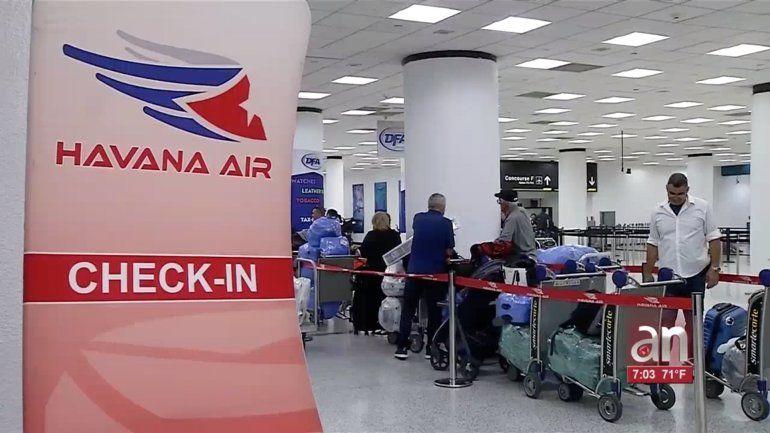 Suspensión de vuelos charter a provincias cubanas obliga a reajustes en pasajeros y empresas en Miami