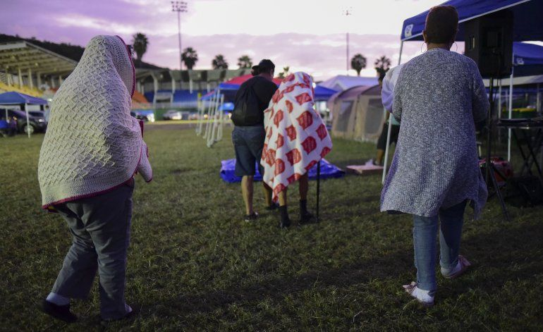 Nuevo terremoto magnitud 5,9 remece Puerto Rico