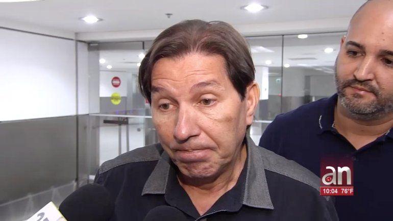 Llega a Miami desde Cuba el padre de la joven que murió baleada en la autopista i-95
