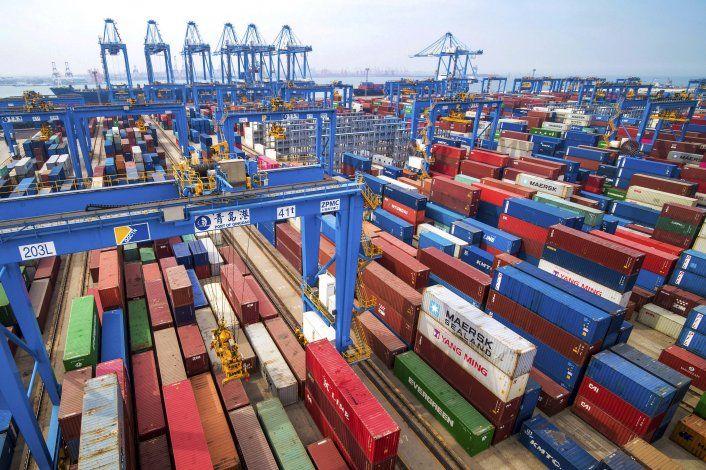 Exportación china cierra 2019 al alza pese a aranceles EEUU
