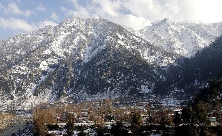 Más de 70 muertos por el mal tiempo en Pakistán, Afganistán
