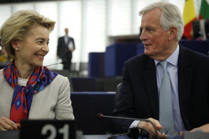UE lanza plan de 1 billón de euros en apoyo a Acuerdo Verde
