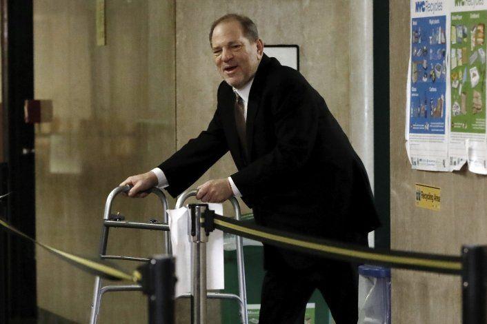 Selección de jurado en caso de Weinstein entra en su 6to día