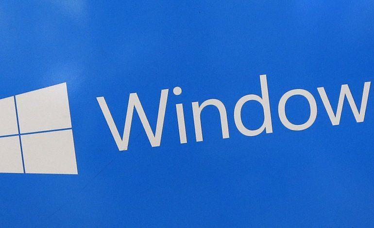 Microsoft recibe advertencia sobre falla en sistema Windows