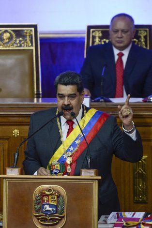 Abrams desmiente a Nicolas Maduro