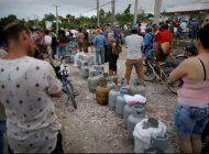 gobierno cubano reconoce escasez de gas licuado y pide mas ahorro al pueblo