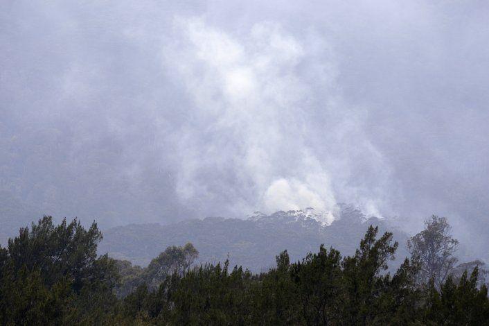 Los incendios demoran clasificación del Abierto