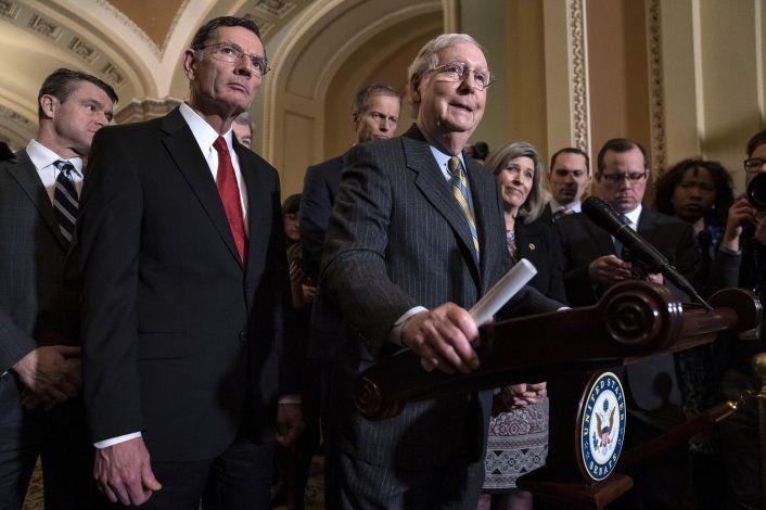 Senado de EEUU se apresta a votar sobre el T-MEC