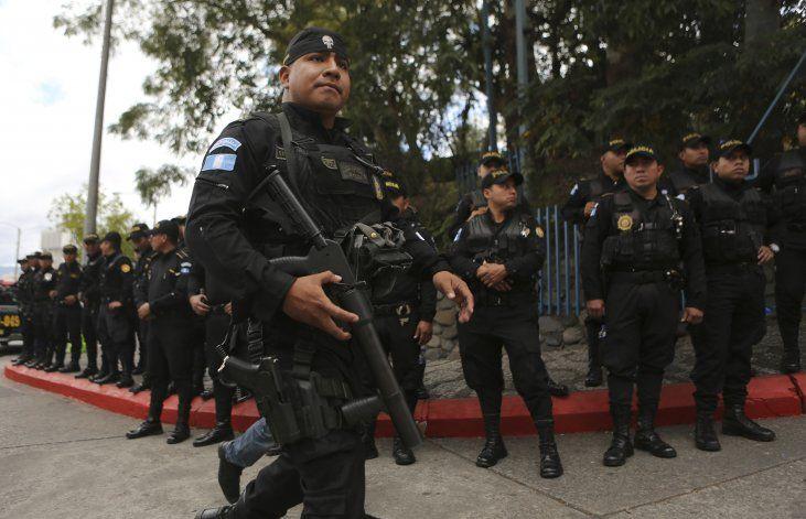 Giammattei juramenta como nuevo presidente de Guatemala