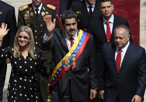 AP EXPLICA: Se agrava la lucha por la asamblea venezolana