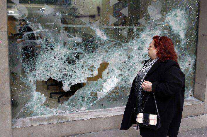 Líbano: 59 detenidos tras choques con manifestantes
