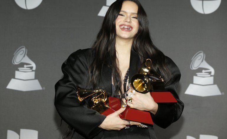 Rosalía actuará en la ceremonia de los premios Grammy