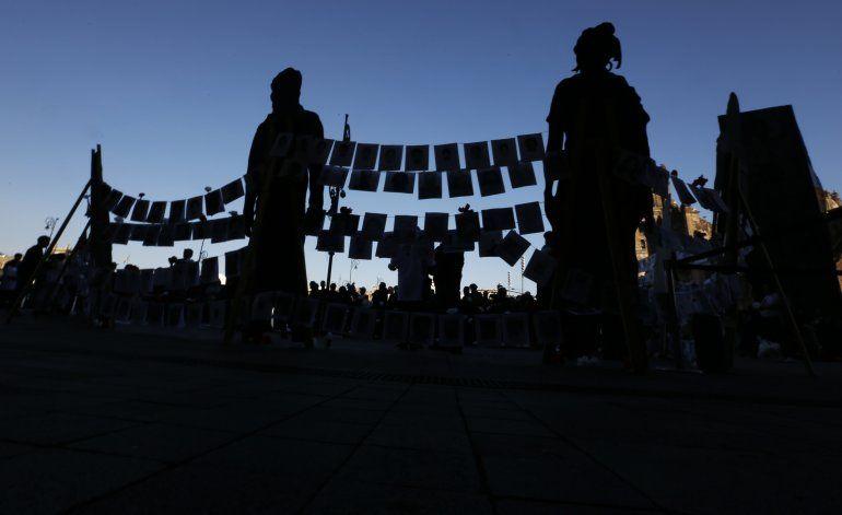 HRW insta a México a que jueces indaguen desapariciones