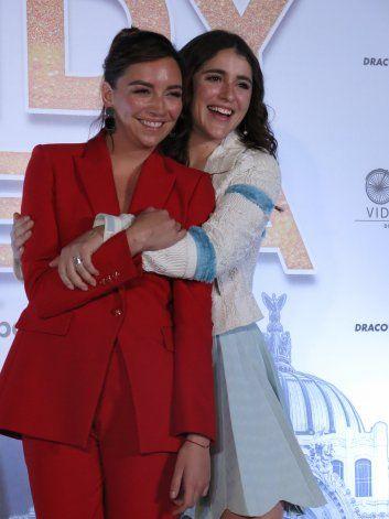 Cindy la Regia se suma al feminismo en su película mexicana