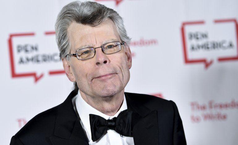 Stephen King es criticado por comentarios sobre diversidad