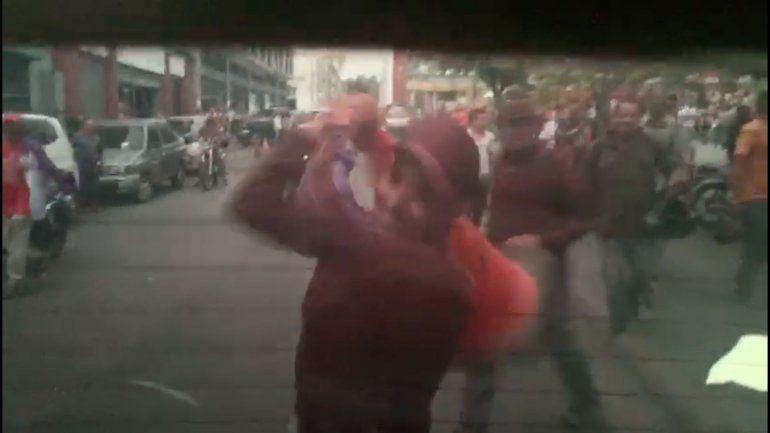 Grupos armados impiden que diputados lleguen a  La Asamblea Nacional