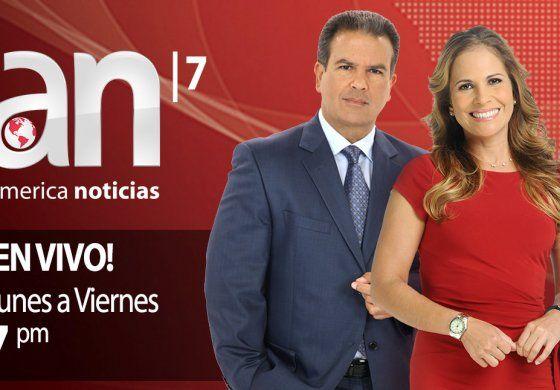América Noticias 7pm