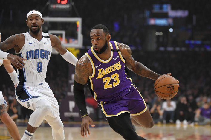 Magic corta la racha de los Lakers con triunfo 119-118