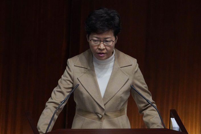 Lam: concesiones a Hong Kong podrían mantenerse tras 2047