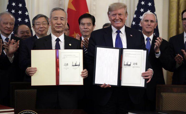 Senado de EEUU aprueba acuerdo comercial con México y Canadá