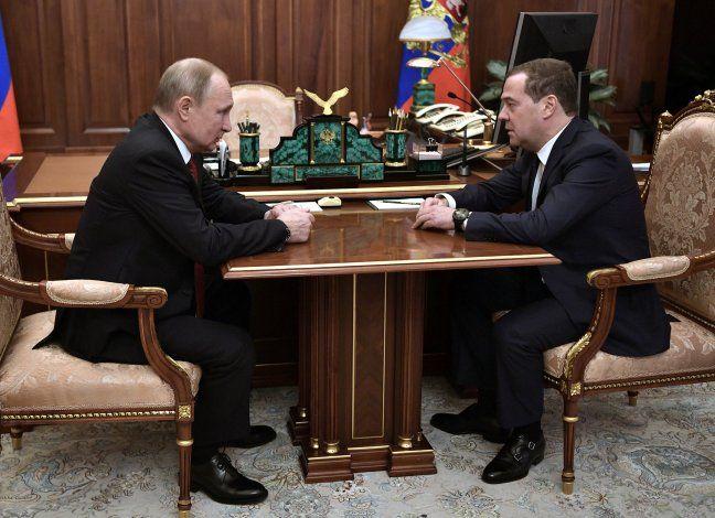 Rusia: premier es un burócrata sin aspiraciones políticas