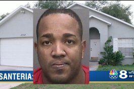 arrestan a un cubano de tampa por quemar a un adolescente
