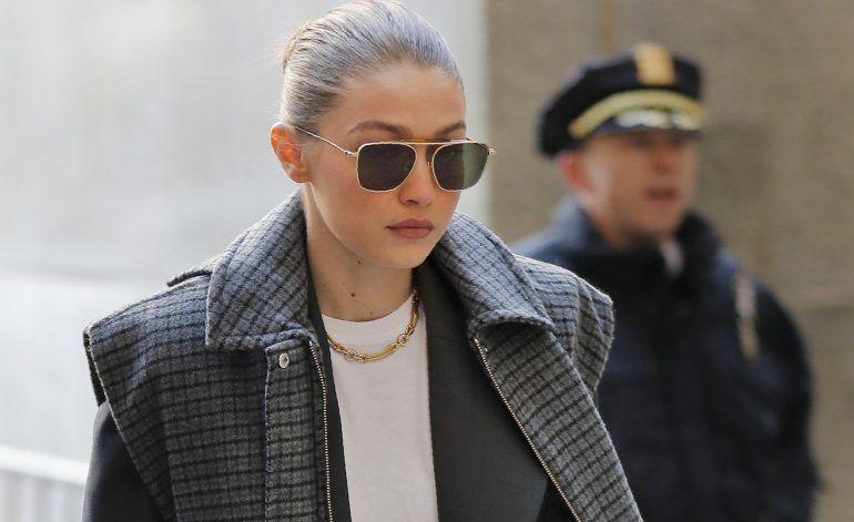 Hadid eliminada como jurado potencial en caso de Weinstein
