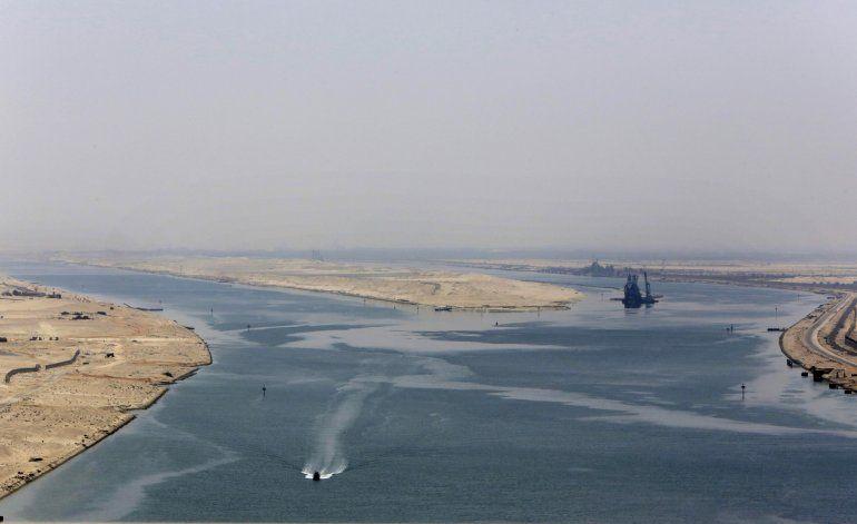 Reto ecológico del Canal de Suez a 150 años de su apertura