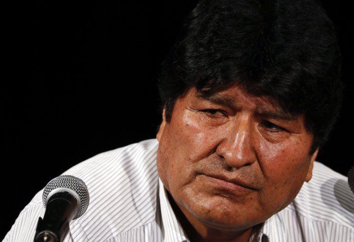 Evo Morales se retracta sobre milicias tras ola de criticas