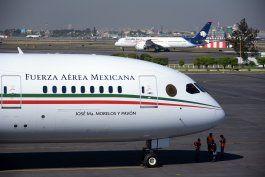 presidente de mexico sopesa rifar el avion presidencial