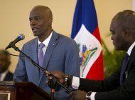 presidente haitiano dice que busca reformas constitucionales