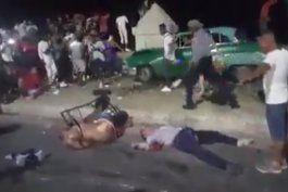 diez anos de carcel para el cubano que causo la muerte de cinco personas en el malecon habanero