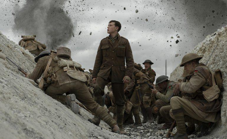 """""""1917"""" se alza con el máximo honor del gremio de productores"""