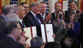 Trump defenderá pactos comerciales en foro con agricultores