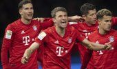 Bayern aplasta 4-0 a Hertha en la  Bundesliga